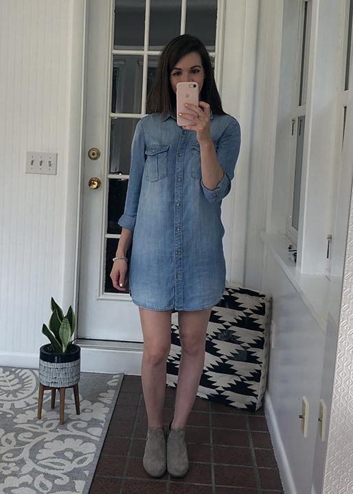DenimShirt_Dress